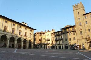 Arezzo - Cultura Italiana