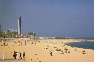 Barcelona - don Quijote