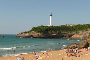 Biarritz - France Langue