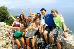 Cap d'Ail - Centre Mediterranéen (13-17 jaar)