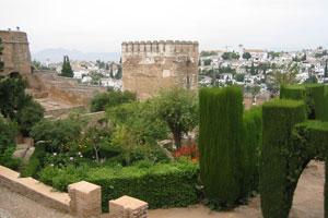 Granada - don Quijote