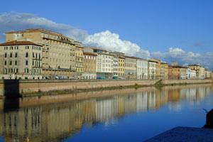 Pisa - Istituto Linguistico Mediterraneo