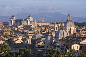 Rome - Dante Alighieri