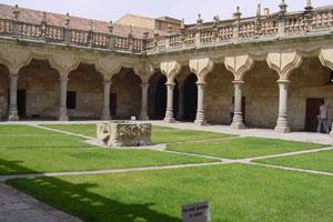 Salamanca - don Quijote