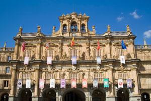 Salamanca - Colegio Delibes