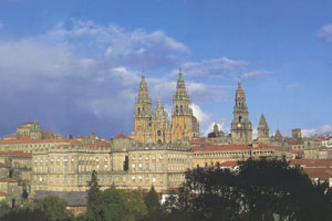 Santiago de Compostela - Iria Flavia