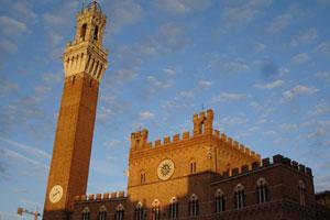Siena - Dante Alighieri
